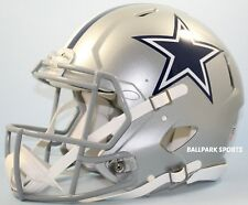 DALLAS COWBOYS - Riddell Full-Size Speed Authentic Helmet