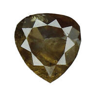 Natural Loose Diamond Fancy Color Pear I1 Clarity 5.26X5.00X2.70MM 0.53 Ct L4452