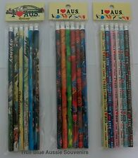 36 Australian Souvenir Pencils - Bulk Savings!