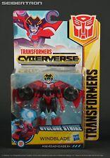 Warrior Class CYCLONE STRIKE WINDBLADE Transformers Cyberverse Hasbro 2018 NEW