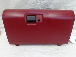 Ford F150 Dash Glove Box Red 92 93 F2TZ1806024A F250 F350 Bronco