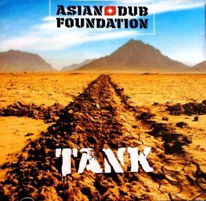 Asian Dub Foundation - Tank  - CD, VG
