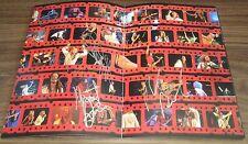 Whitesnake SIGNED tour book 2013 David Coverdale AUTOGRAPH full set JAPAN promo