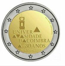 SPECIOALE 2 EURO PORTUGAL 2020 UNIVERSITEIT COMBRA UNC