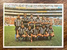 Botafogo FC Team Card 1960's #167 1970 World Cup Mexico Milo Rare Brasil
