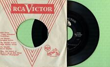 ELVIS PRESLEY / Loving You, Teddy Bear / RCA 47-7000 Pres USA 1957 VG