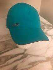 AVIA Green Women's Dri Fit Style Running Laser Cut Designs Adjustable Hat Cap