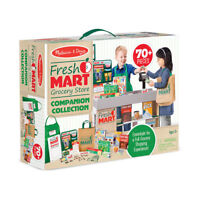 Melissa and Doug Fresh Mart Grocery Store Companion Collection - 15183 - NEW!