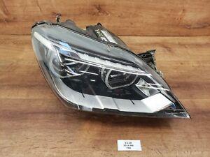 ✅ 12-14 OEM BMW F12 F06 F13 RIGHT Passenger Adaptive LED Headlight Complete