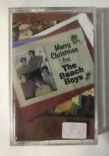 THE BEACH BOY MERRY CHRISTMAS FROM CASSETTE TAPE  New