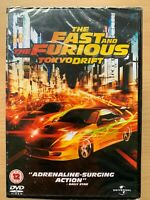 Fast and the Furious Tokyo Drift DVD 2006 Action Car Chase Crime Movie BNIB