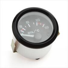 52mm 2Inch 50-150 Celsius LED Light Car Auto Pointer Oil Temperature Temp Gauge