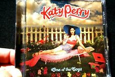 Katy Perry - One Of The Boys  - CD, VG