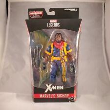 """Bishop Marvel Legends 6"""" X-Men X-Factor w/Sauron BAF Piece New Sealed Complete"""