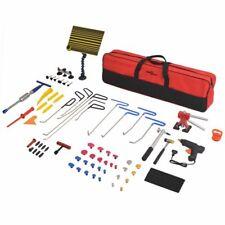 vidaXL 80 Piece Paintless Dent Repair Set Stainless Steel Garage Removal Tool