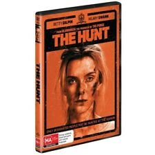 The Hunt DVD 2020 Region 4 Betty Gilpin Hilary Swank Horror Ma15