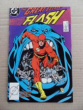 Flash 12 . DC 1988 - FN +