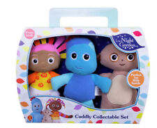 In the Night Garden Cuddly Collectable Triple Pack BNIB