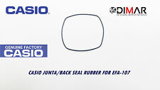 CASIO GASKET/ BACK SEAL RUBBER, FOR MODELS EFA-107