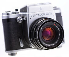Pentacon Six TL 6x6 p6 con Carl Zeiss BIOMETAR 80 mm F 2,8 RED MC tested