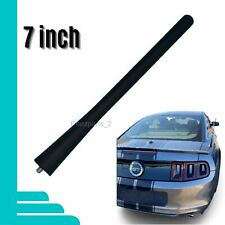 7 Antenna Black For Ford Mustang 2005 2014