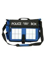 Doctor Who TARDIS Built Up Messenger Bag