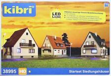 """Kibri 38995 ( 8995 ) H0 - Start- Set """" Siedlungshäuser """" NEU & OvP"""