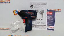"New Bosch PS42 12V Max Li-Ion EC Brushless 1/4"" Hex Impact Driver Bare Tool"