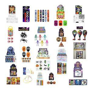 Halloween Party Bag Fillers Toys Lucky Dip Prizes Choose Toy - Buy 3 Save 10%