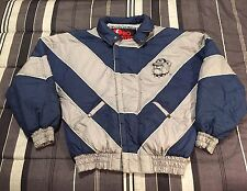 Vintage Georgetown Hoyas Pro Player Starter College Puff Windbreaker Jacket - M