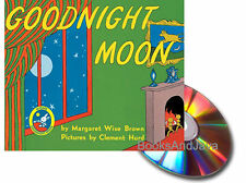 Goodnight Moon Share a Story Book & CD by Margaret Wise Brown (Paperback / CD)