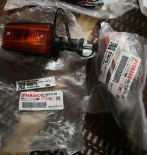 PRE ORDER GENUINE YAMAHA RXZ135 55K 5SPEED FRONT FLASHER INDICATOR X2PCS