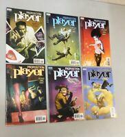 Proposition Player 1-6 Set 1 2 3 4 5 6 Dc Vertigo Comics 1999 (PL02)