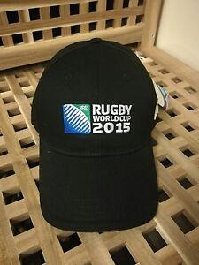 Rugby World Cup 2015 Baseball Cap by Canterbury - Black - Adults - BNWT