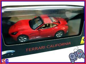 AUTO FERRARI CALIFORNIA HOTWHEELS ELITE R9743 1/43 PRODOTTO NUOVO!