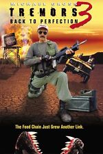Tremors 3: Back to Perfection (DVD, 2001) - New