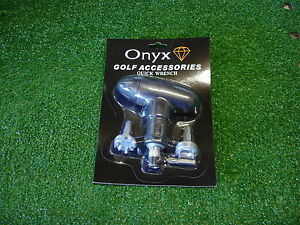 ONYX QUICK WRENCH - Ratchet Spike Tool w. dual attachment - On Sale - Save $!