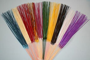 10 x Artificial Spray Onion Bear Grass (100 blades)- Choose Colour Wedding-Craft