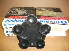NOS 4 center wheel caps 1993-1997 Dodge Intrepid 4582716
