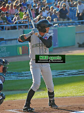Albert Almora Chicago Cubs prospect 1st round 8x10 photo Kane County cougars c