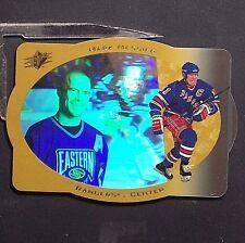MARK MESSIER  1996-97  SPx  GOLD  #27  New York Rangers