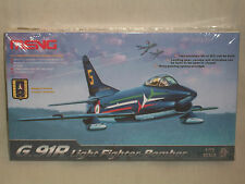 Meng 1/72 Scale Fiat G.91R Light Fighter-Bomber  -  Factory Sealed