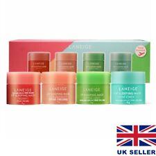 Laneige - Lip Sleeping Mask Travel Set (8g) UK SELLER korean Skincare Beauty 4pc