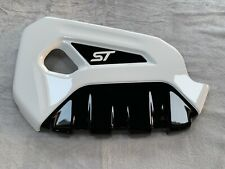 Fiesta Mk7/MK7.5 ST180 Frozen White Engine Cover Professionally Painted