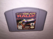 Top Gear Rally (Nintendo 64) Authentic N64 Game Cartridge Excellent!