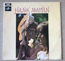 Hank Marvin The Shadows Vintage Vinyl LP