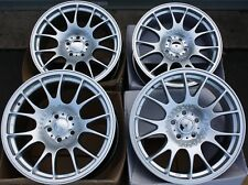 """ALLOY WHEELS X 4 18"""" S CH STAG FOR 5x112 VW CADDY GOLF PASSAT SCIROCCO SHARAN"""
