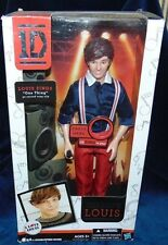 1D One Direction Singing Louis Doll in Original Box