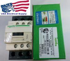 LC1D32M7C Schneider Contactor With Coil 220VAC 32Amp. 50/60Hz