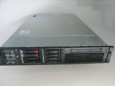 HP dl385 g6 2x Opteron 2435 con 2,6ghz 6 C., 32gb, 2x 146gb, p410i-512mb, 2x PSU